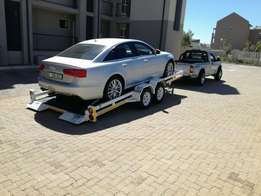 Car transporting from your home to a workshop