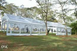 Large Aframe tents