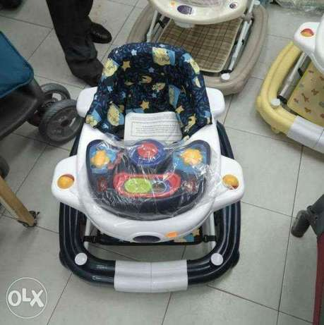 Baby Walker with a Rocker Ruaka - image 1