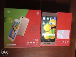 Itel p51 gold for sale