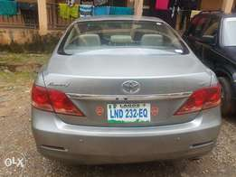 2007 Toyota Camry Muscle (Aurion)