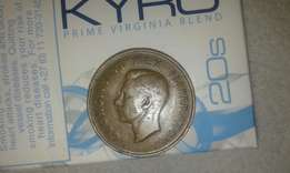1943 1d south african penny