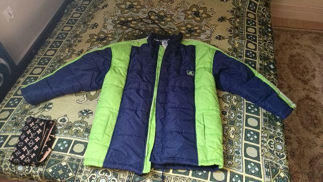 Męska Puchowa Kurtka Zimowa Adidas Rozmiar XL Zdjęcie na imgED
