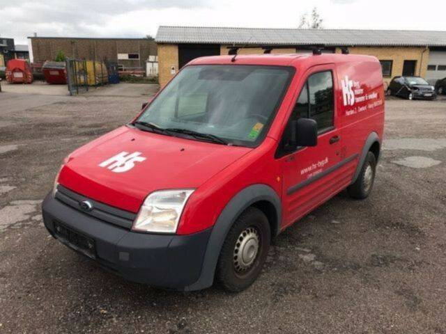 Ford Transit Connect 220 S 1.8 TDCI 66 KW - 2009