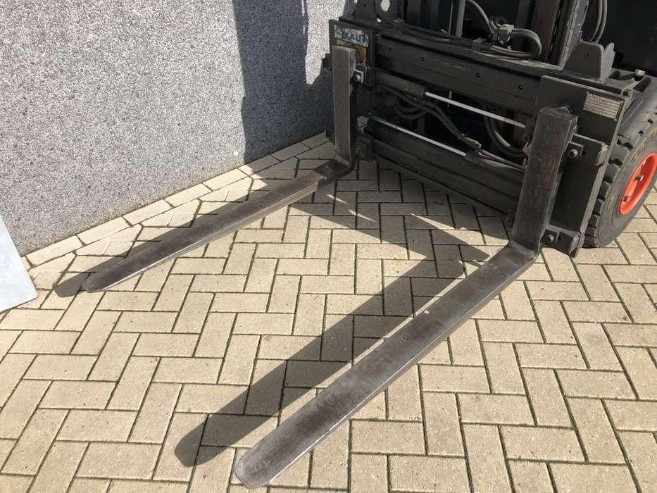 heftruck LINDE E25-02 duplo455 sideshift forkpositioner... - 2000 - image 3
