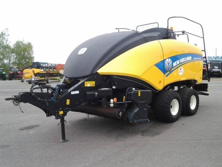 New Holland bb1290 - 2013