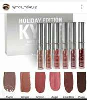 Kylie mattee lipstick (holiday collection)