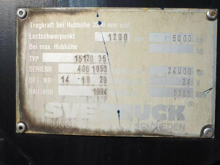 Svetruck 15120-35 16 ton - 1994 - image 13