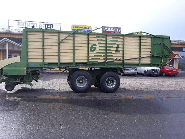 Krone 6 Xl Gd - 2006