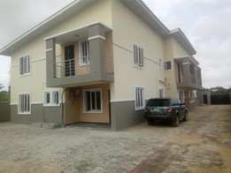 Brand New and Luxuriously Finished Four (4) Bedroom Duplex at Olokonla