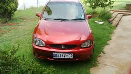 2005 Opel corsa slam x limeted edition