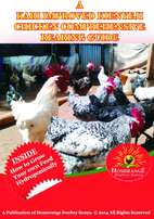 Kari Improved Kienyeji Comprehensive Rearing Guide by Homerange Poultr