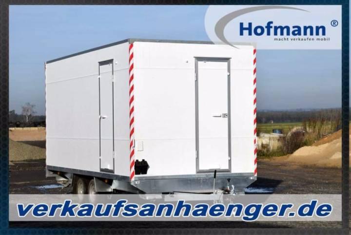 Hofmann bürowagen sanitär 600x230x230 2000kg