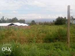 4 Acres for sale in Njoro
