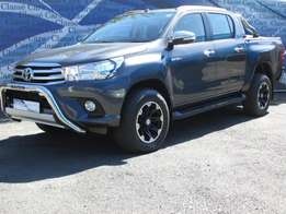 2016 Toyota Hilux 2.8 GD-6 Raider Double Cab Automatic