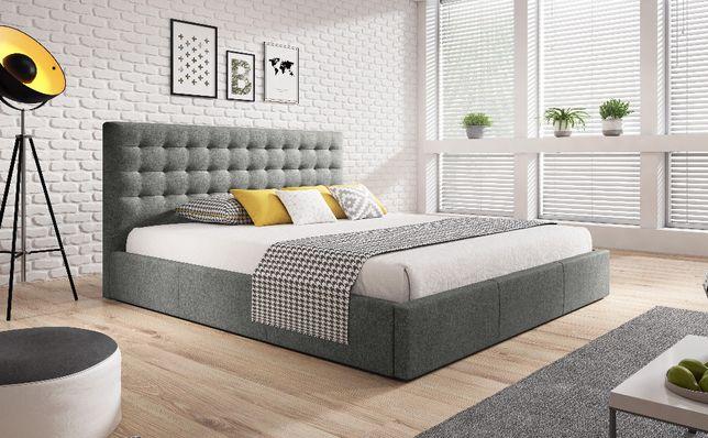 łóżko Tapicerowane 140160180x200 Weronika Podnoszone Ze