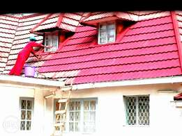 Roof repair design and services