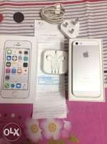 Iphone 5 Extra Mint white