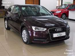 2016 Audi A3 TSFI 1.4 Turbo now available at Eco Auto Mbombela