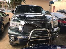 Super Clean Green 2008 Toyota Tundra V8
