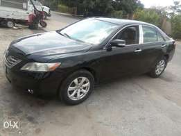 Toyota Camry For Quick Grab