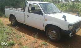 Nissan Datsun pick up on sale.