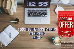 Special Offer on Business Start-up Pack