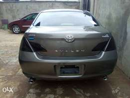 Toyota Avalon Xl limited full option 07 tinkan accident free full duty
