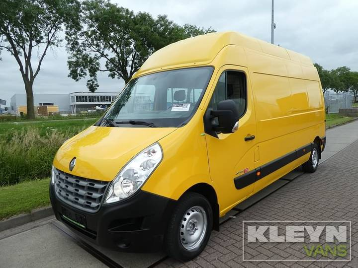 Renault MASTER 2.3 DCI 125 L extra lang, extra ho - 2013