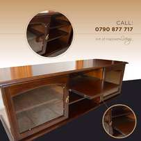 Imported Tv stand from Malaysia with the best finishing. Free delivery