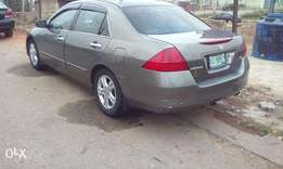 Super first body Honda accord aka DC 2007 with working AC buy and use