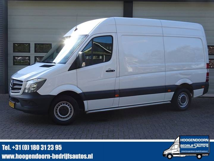 Mercedes-Benz Sprinter CDI L2H2 - Kuhl - Koelwagen - Waeco - 2014