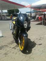 2005 Hyosung GT650R for sale - Price drop