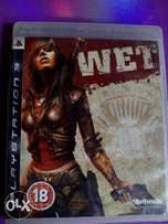 WET (PS3 game)