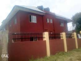 Newly completed 6units of 2bedroom flat at Dele Yes Sir. Osogbo