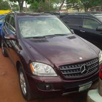 Nigerian Used Mercedes-Benz, ML350, 2008 | Good Price.
