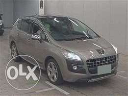 Peugeot 3008 SUV 1600CC, Leather Seats