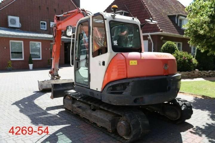 Kubota kx080 3a - 2011 - image 3