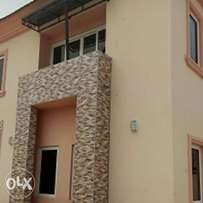 Brand new spacious 4 bedroom fully detached duplex at chevy View Lekk