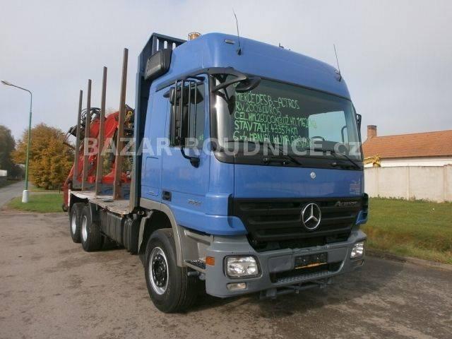 Mercedes-Benz Actros 2644L (ID 9621) - 2008