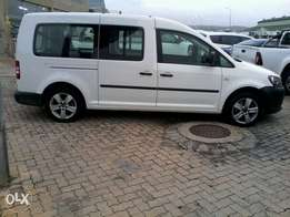 2013 Volkswagen Caddy Maxi 7 seater