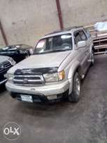 Perfect ride 2002 four runner