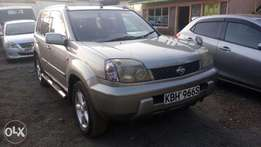Nissan xtrail on quick sale