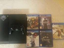 Ps4+11 Games R4400