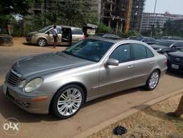 Sharp Mercedes E350 for quick sale.