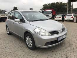 Nissan Tiida Hatch with Only 109 km