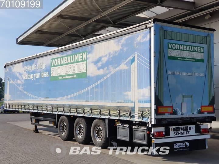 Schmitz Cargobull S01 Coil Liftachse - 2007