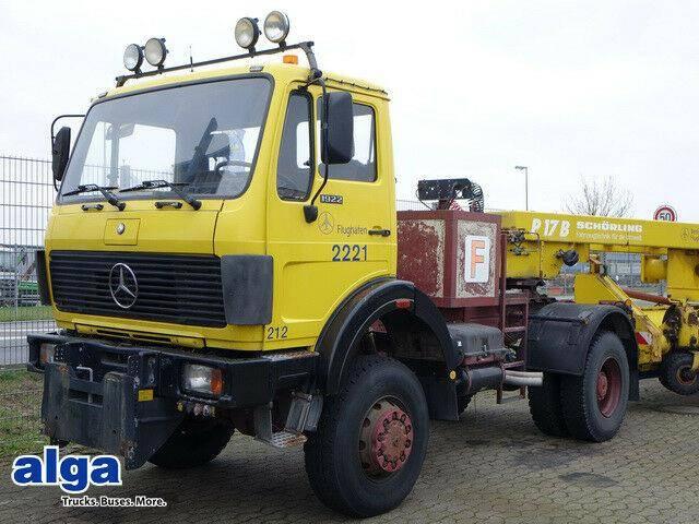 Mercedes-Benz 1922 AK 4x4, Zusatzscheinwerfer, Allrad !!! - 1990