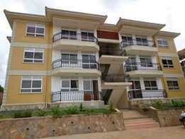 Corporate 3 bedroom aaprtment for rent in Kisaasi-Nntinda at 1.2m
