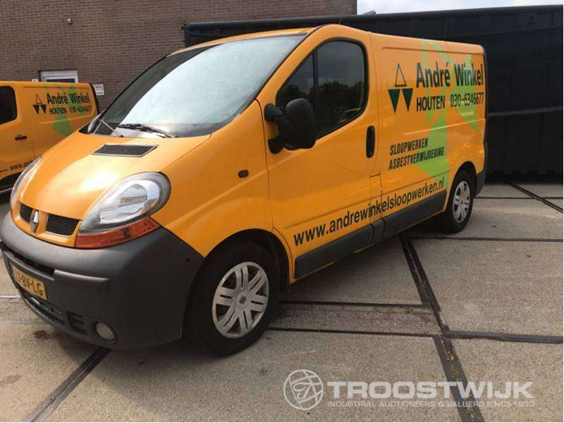Renault Trafic 1.9 dCi 100 - 2005
